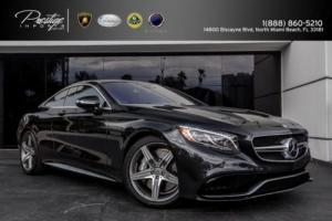 2015 Mercedes-Benz S-Class AMG Coupe