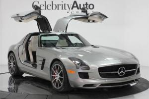 2013 Mercedes-Benz SLS AMG GT GULLWING