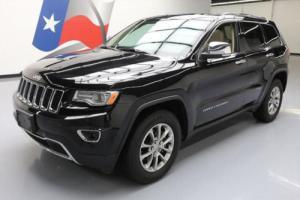 2015 Jeep Grand Cherokee LTD PANO ROOF NAV REAR CAM