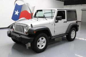 2011 Jeep Wrangler SPORT 4X4 V6 AUTO HARDTOP ALLOYS Photo
