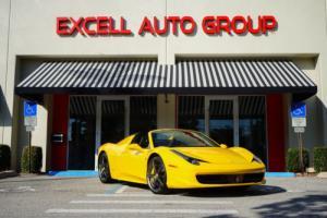 2013 Ferrari 458 Photo