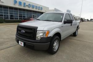 2014 Ford F-150 EXTENDED CAB