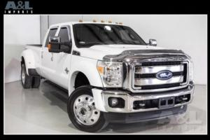 2015 Ford F-450 Ultimate Lariat FX4