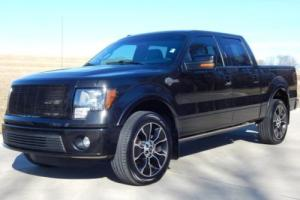 2012 Ford F-150 Harley-Davidson Photo