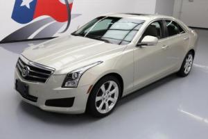 2014 Cadillac ATS 2.0T LUXURY TURBO SUNROOF NAV