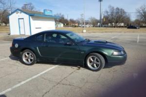 2001 Ford Mustang Bullitt #2554
