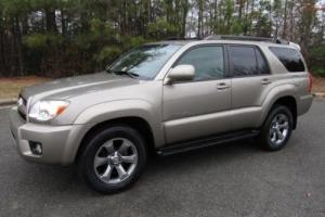 2008 Toyota 4Runner Limited V6 4x4 w/ Navigation