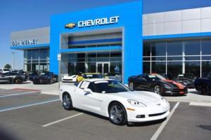 2013 Chevrolet Corvette AUTO, 19,160 MILES, 1 OWNER FLORIDA CAR