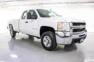 2009 Chevrolet Silverado 2500 Work Truck