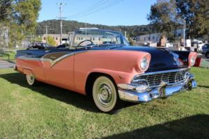 1956 FORD FAIRLANE SUNLINER CONVERTIBLE Photo