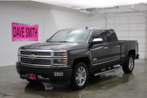2014 Chevrolet Silverado 1500 4WD Crew Cab 143.5 High Country