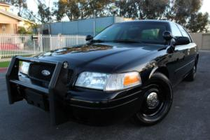 2011 Ford Crown Victoria Photo