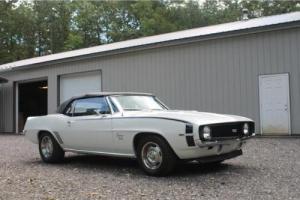 1969 Chevrolet Camaro --