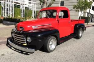 1950 Ford Other Pickups -- Photo