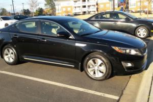 2016 Kia Optima LX with Convenience Package