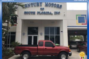 2005 Ford Ranger XLT Supercab 5 Spd 4x4 CPO Warranty