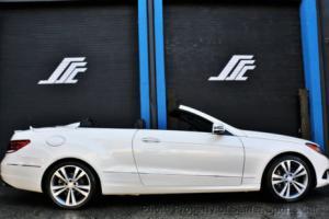 2014 Mercedes-Benz E-Class 2dr Cabriolet E350 RWD