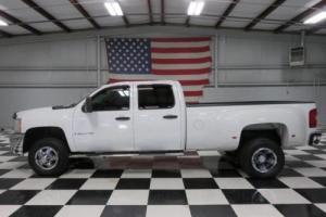 2008 Chevrolet Silverado 3500 Diesel 2wd LS WT Dually