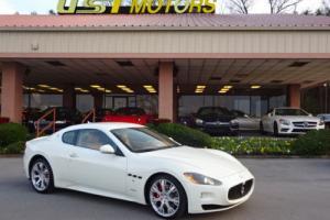 2011 Maserati Gran Turismo S Coupe