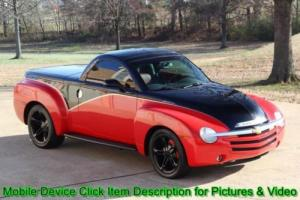 2004 Chevrolet SSR SSR Super Sport Roadster Convertible V8