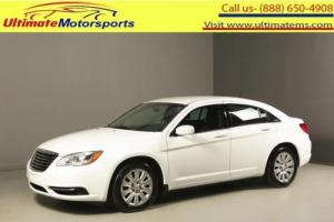 2013 Chrysler 200 Series 2013 200 LX AUTO CRUISE AC V4 66K MLS