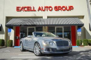 2012 Bentley Continental GT 2dr Convertible
