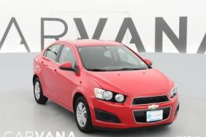 2015 Chevrolet Sonic Sonic LT Auto Photo