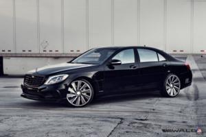 2015 Mercedes-Benz S-Class WALD BLACK BISON EDITION