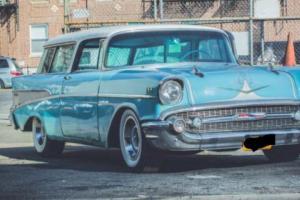 1957 Chevrolet Nomad Photo