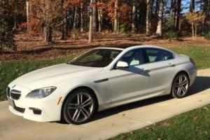 2013 BMW 6-Series 640I GRAN COUPE M SPORT PKG