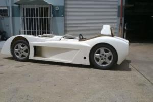 CUSTOM RACE CAR