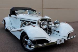 1936 Replica/Kit Makes 500-Series  Roadster Hotrod