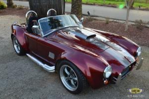 1965 Replica/Kit Makes MK III FFR COBRA ROADSTER