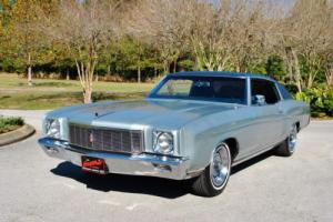 1971 Chevrolet Monte Carlo 35,884 Original Miles! Numbers Matching 350 V8!