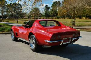 1973 Chevrolet Corvette T-Tops Numbers Matching 350 V8 Loaded w/ Options!