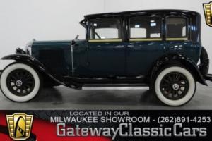 1929 Buick Model 27 --