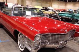 1965 Cadillac DeVille Photo
