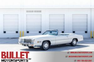 1976 Cadillac Eldorado Photo