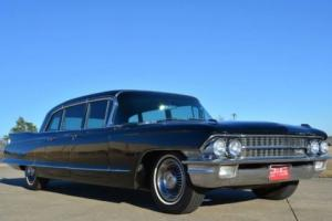 1962 Cadillac Fleetwood 75 Series Limousine Photo
