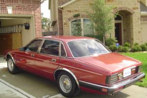 1989 Jaguar XJ6 Photo
