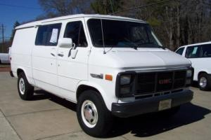 1989 GMC Vandura