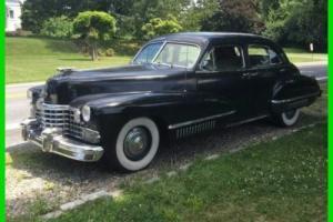 1942 Cadillac Fleetwood Photo