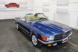 1980 Mercedes-Benz SL-Class Runs Drives Body Int VGood 2.8L I6 4spd auto