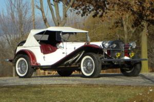 1929 Mercedes-Benz SSK Gazelle Replica -- Photo