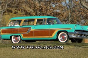 1955 Mercury Monterey Woody Estate Wagon --