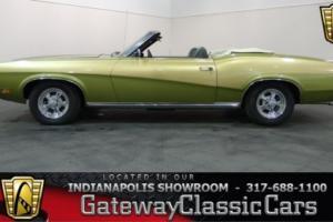 1970 Mercury Cougar --