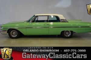 1961 Mercury Monterey --