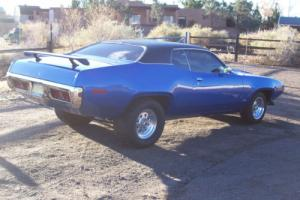 1971 Plymouth Satellite
