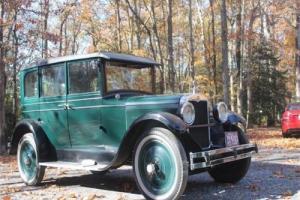 1925 Nash Ajax --