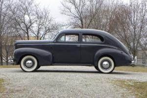1940 Nash Lafayette 2 Door Sedan --